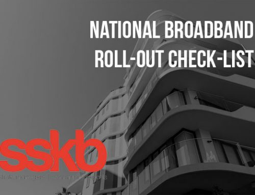 National Broadband Roll-out check-list