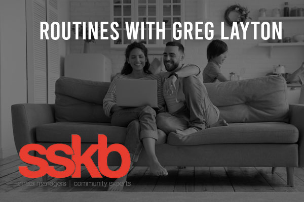 Routines with Greg Layton