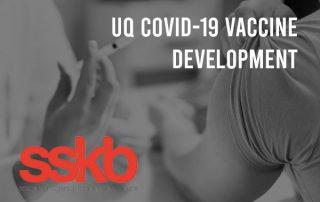 UQ COVID-19 Vaccine Development