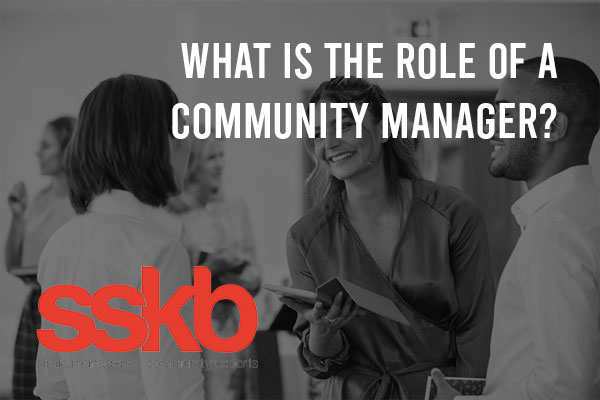 What is the role of a Community Manager?