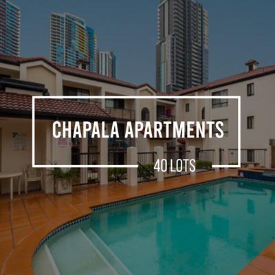 chapala apartments
