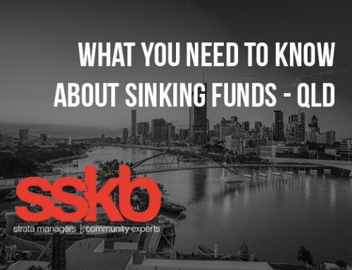 What You Need to Know About Sinking Funds (QLD)