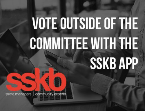 Vote Outside of The Committee With The SSKB App